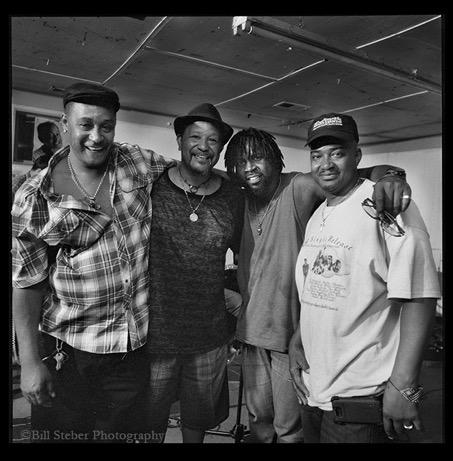 Dave, Kent, Robert, Cameron